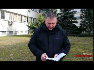 Artykuł 174 czyta Waldemar Żurek