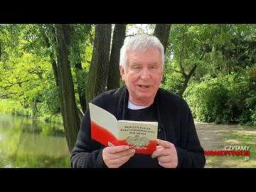 Artykuł 227 czyta Krzysztof Materna