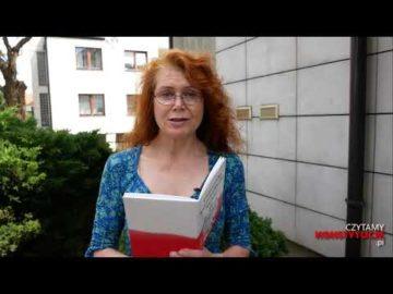 Artykuł 087 czyta Ewa Siedlecka