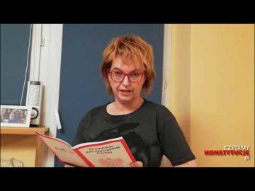 Artykuł 211 czyta Agata Stemplewska