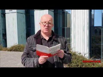 Artykuł 183 czyta Piotr Bukartyk
