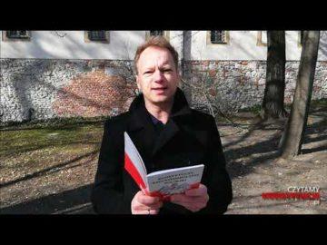 Artykuł 203 czyta Maciej Stuhr