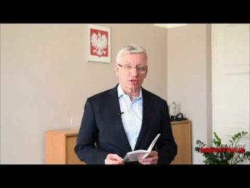 Artykuł 164 czyta Jacek Jaśkowiak