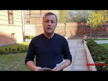 Artykuł 147 czyta Czesław Mozil