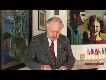 Artykuł 188 czyta prof. Andrzej Rzepliński