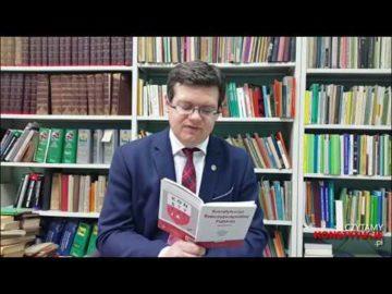 Artykuł 198 czyta Krystian Markiewicz